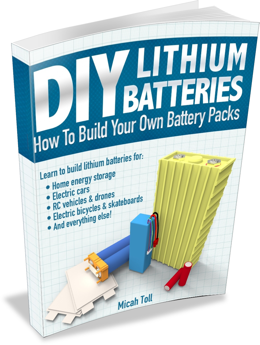 Book Cover Making Software Free : Diy lithium batteries paperback vruzend battery kit