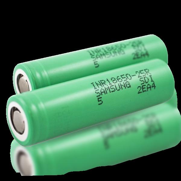 Image result for Samsung 18650 Battery