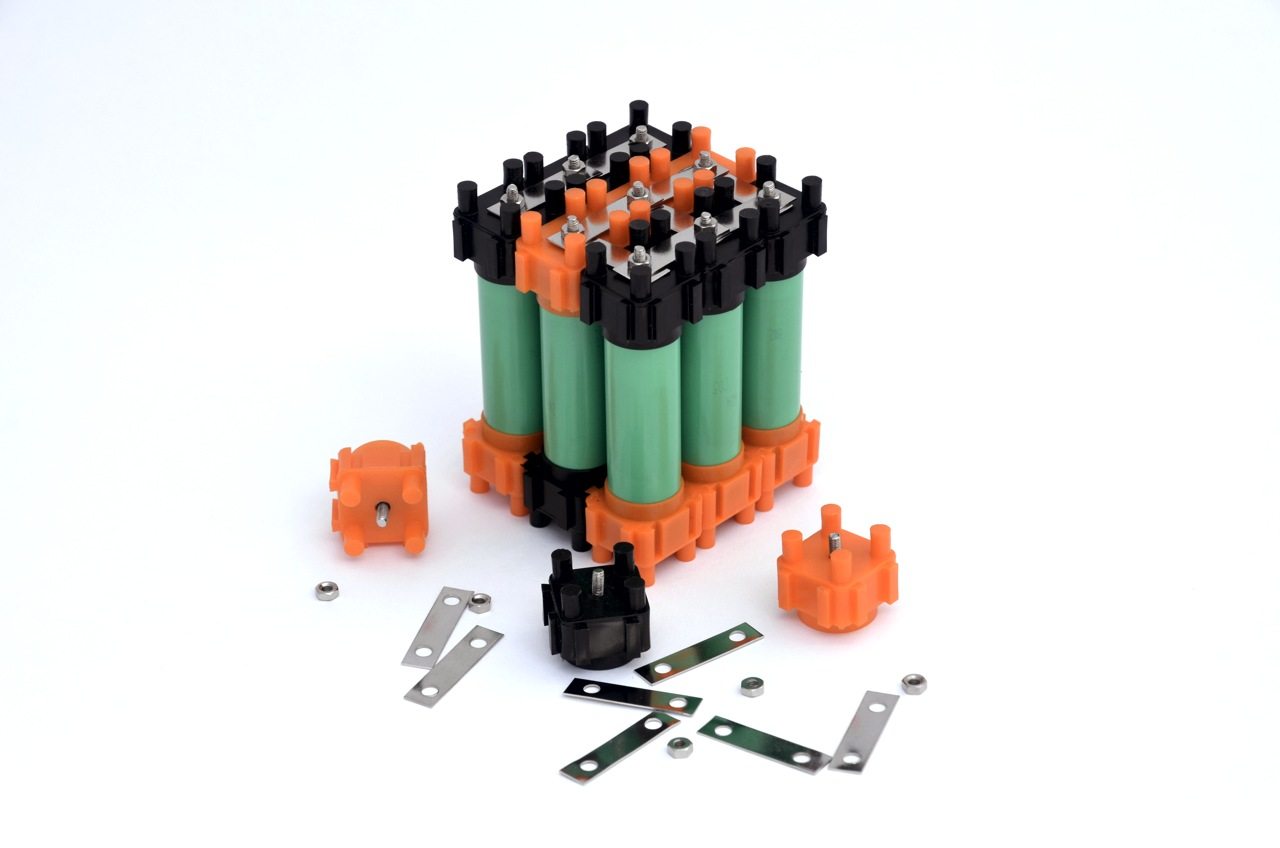 Vruzend Battery Kit V2 0 Vruzend Diy Battery Kit